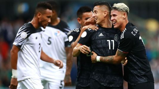 Mexico cruise to Nations League win over Panama