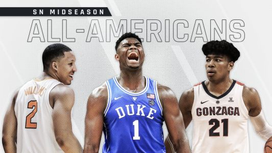 Sporting News' 2018-19 college basketball midseason All-America team