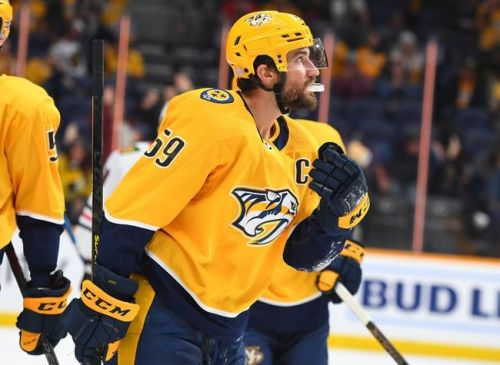 Nashville Predators vs. Winnipeg Jets - 11/19/19 NHL Pick, Odds, and Prediction