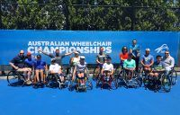 National Wheelchair Tennis Champions crowned in Melbourne