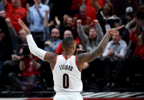 Opinion: Damian Lillard is the hero the NBA needs right now