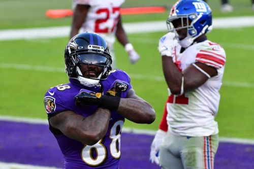 Dez Bryant says Baltimore Ravens were wrong fit, wants to play 2 more seasons