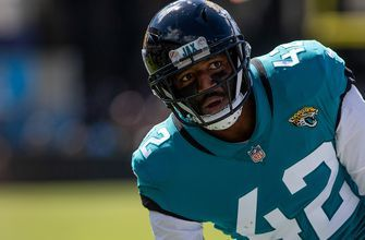 Jaguars cut safety Barry Church, activate offensive lineman Josh Wells from IR