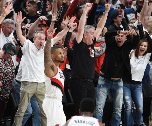 Damian Lillard's epic performance vaults Blazers to NBA playoff series win vs. Thunder
