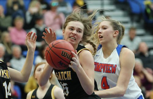 Girls basketball: Wasatch, Box Elder claim 1st round victories to open 5A tournament