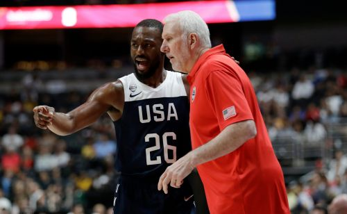 Popovich sees Australia as World Cup basketball threat