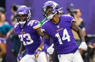 """Charles Davis on the Vikings dominating win over the Eagles: """"They never let up"""""""
