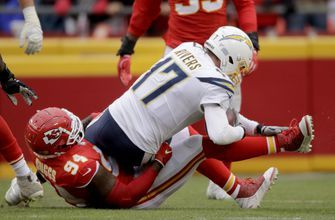Suggs aiming for Super Bowl after joining Chiefs last month