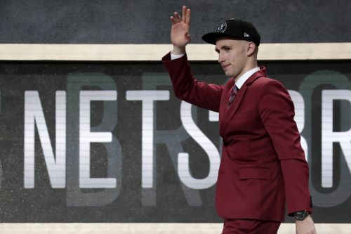 Nets exhale as top draft pick's injury not as bad as feared