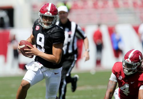 Opinion: Alabama football looks just fine with Bryce Young at QB. Is just fine enough?