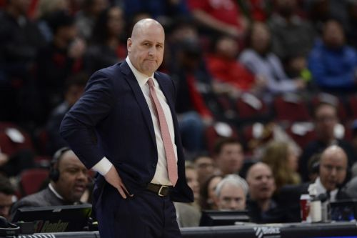 Bulls fire coach Jim Boylen after missing playoffs