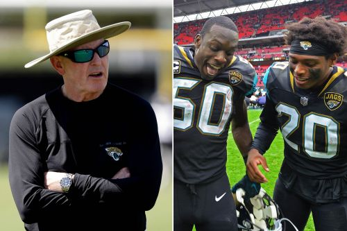 Tom Coughlin blasts two of Jaguars' best players in angry speech
