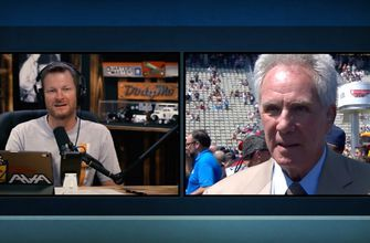 FOX talent and NASCAR personalities congratulate Darrell Waltrip on his retirement