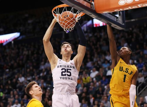 BYU basketball loses 14-point lead, falls to USF 77-71 in crucial WCC game