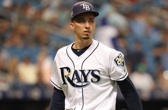 Rays, ace left-hander Blake Snell agree on 5-year, $50 million contract