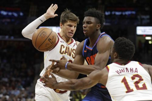 Kyle Korver's return won't bump David Nwaba from rotation, says Cavaliers head coach Larry Drew