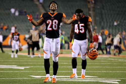 Report: Cincinnati Bengals running back Joe Mixon expected to have knee surgery