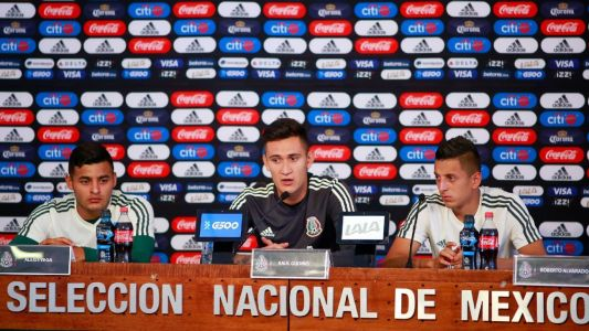 Vega: Mexico is Gold Cup fave despite stars out
