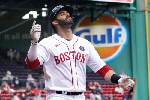 Red Sox top White Sox 11-4 on Patriots' Day with no Marathon