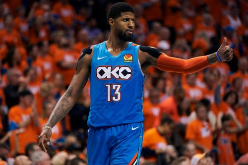Did Thunder star Paul George violate an unwritten NBA rule during Game 3 vs. Blazers?