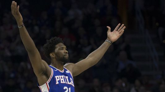 76ers' Joel Embiid trolls Timberwolves after 42-point defeat
