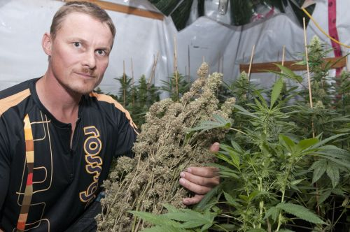 Former Olympics gold medalist Ross Rebagliati is all in on Canada's new pot law