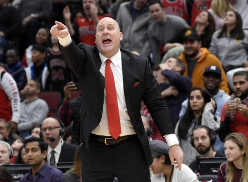 Bulls embolden coach Jim Boylen to run things his way