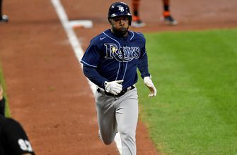 Randy Arozarena's two-run shot proves to be difference in Rays 3-1 win over Orioles