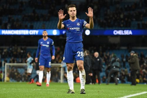 Azpilicueta says sorry to Chelsea fans after Man City drubbing