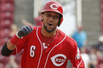 Report: Royals add speedy outfielder Billy Hamilton with one-year deal