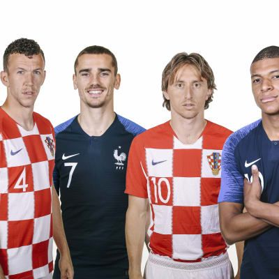 Preview: France v Croatia