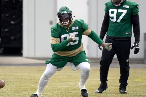 Quinnen Williams' foot surgery not worrying Jets' Robert Saleh