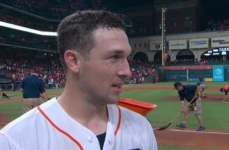 "Alex Bregman on ALCS Game 2 win: ""There was no losing this game"""
