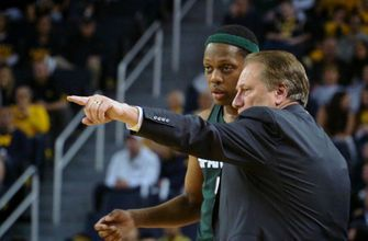 Is Cassius Winston the next great Michigan State point guard? Tom Izzo thinks so
