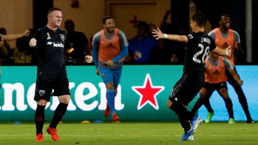 Rooney's D.C. blank Sounders, rise in East ranks