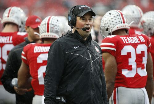 Ohio State coach Ryan Day tests positive for COVID-19 and will miss Illinois game