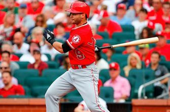 LaStella continues hot hitting in Angels' 6-4 win over Cardinals