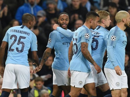 WATCH: Innovation Champions - Will Manchester City pass and press Schalke into submission?