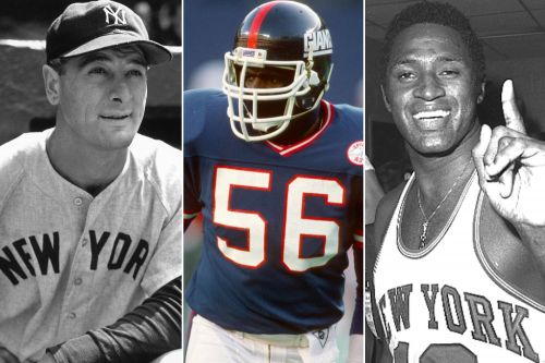 The all-time best players who were 'lifers' with their NY teams