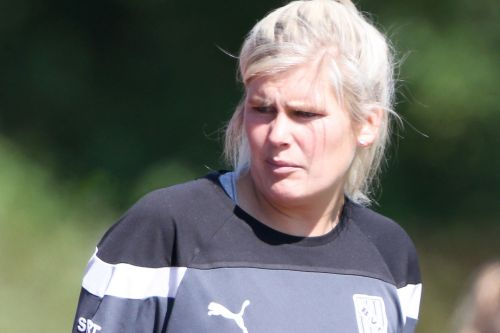 Female soccer manager jokes about choosing team based on 'penis size'