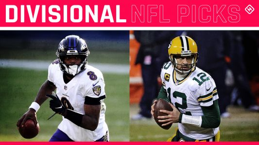 NFL playoff picks, predictions for divisional games: Ravens run past Bills; Packers stump Rams; Bucs upset Saints