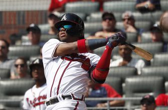 LEADING OFF: Braves set to clinch, Red Sox near elimination