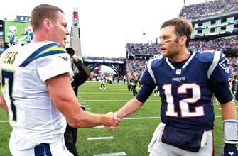 Shannon Sharpe's Chargers vs Patriots pick goes beyond Tom Brady and Philip Rivers