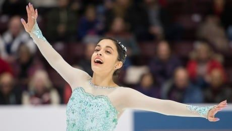 Madeline Schizas moves up 3 spots to win virtual Skate Canada Challenge
