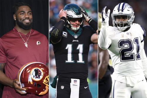 Plenty of questions to answer for Giants' NFC East foes