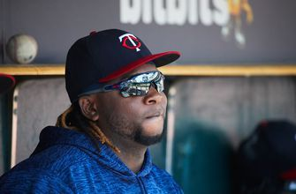 Twins' Sano cut foot during championship celebration, out at least a week