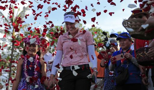 Brooke Henderson ahead of her time in matching Canadian golf record