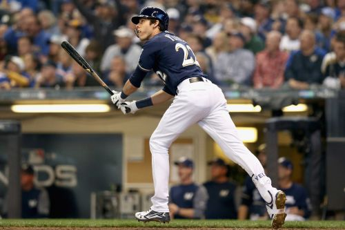 Christian Yelich's monster season hasn't changed him at all