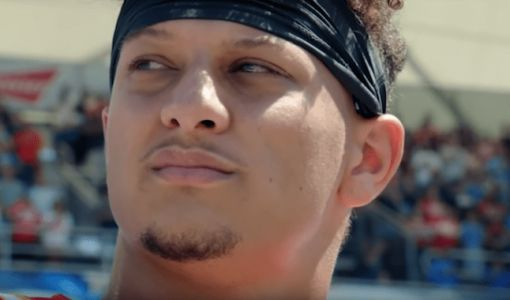 Patrick Mahomes, le quarterback le plus chaud du moment était basketteur