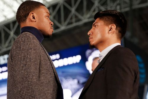 Errol Spence Jr.-Mikey Garcia bout ushers in new era for Fox